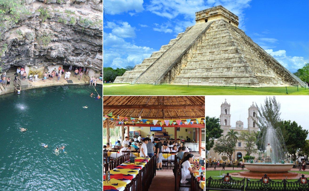 Chichen Itzá desde Playa del Carmen Económico ✪