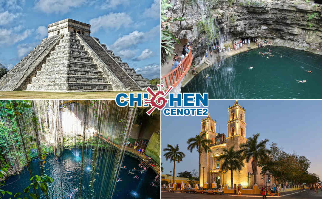Chichen Itza Ik Kil Tour From Playa Del Carmen