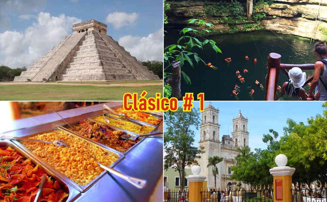 Chichen Itzá desde Cancún Económico | Navidad 2018 ❤