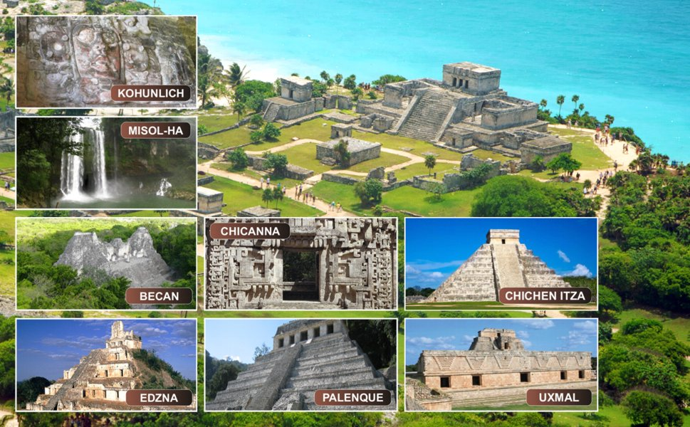 Herencia Maya 5 días 4 noches | Vg