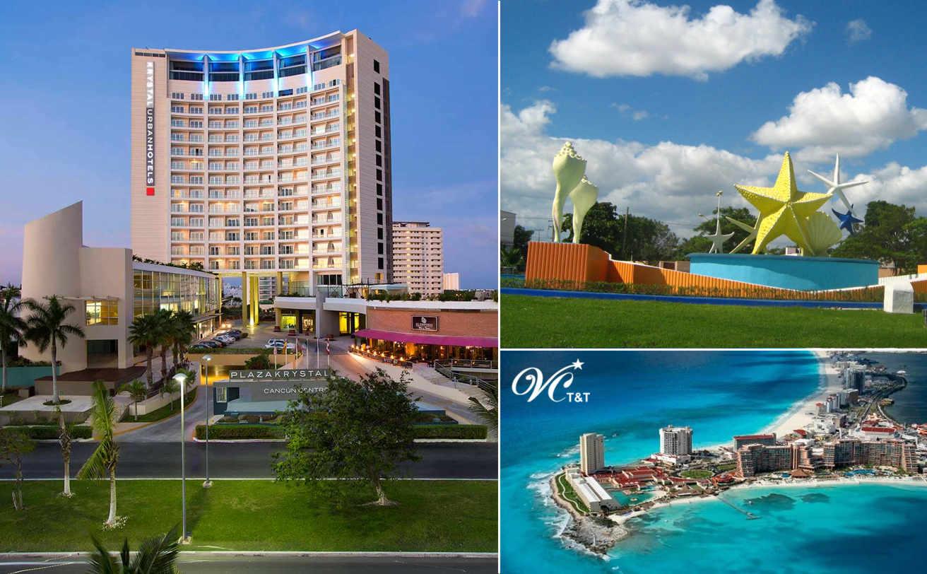 Aeropuerto - Hoteles en Cancún | 1-8 personas | VC19