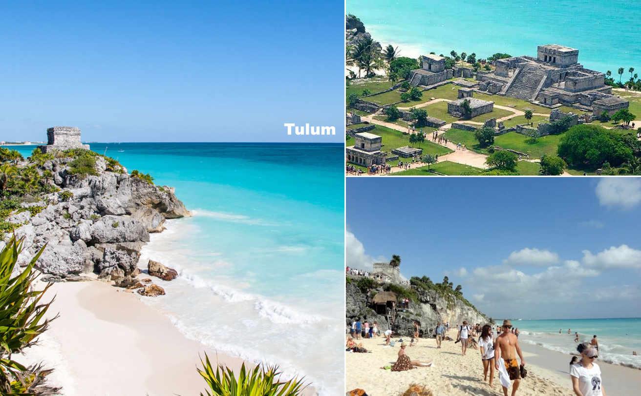 Tulum Express desde Playa del Carmen