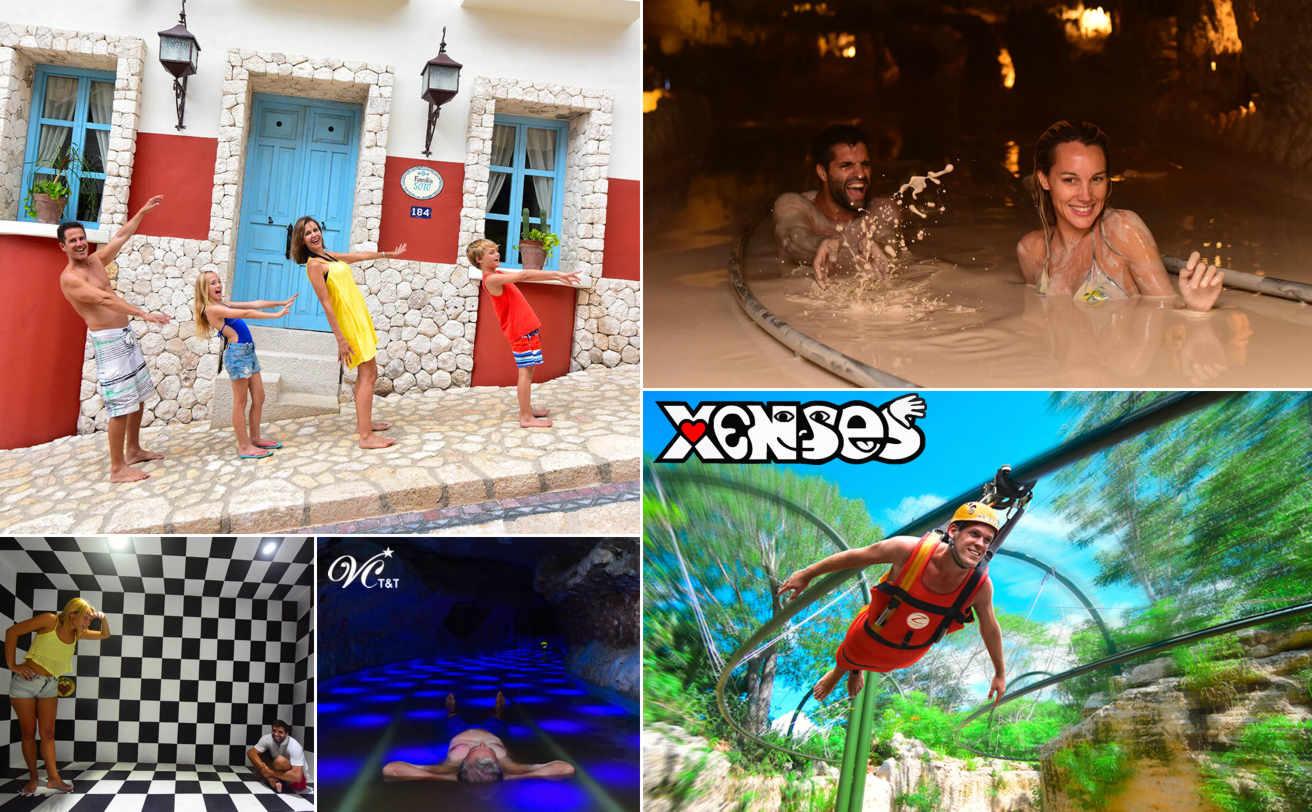 Xenses desde Playa del Carmen, donde nada es lo que parece !! | Vg
