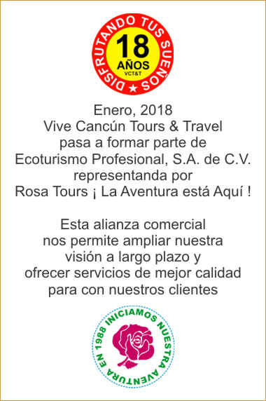 Registro Agencias de Viajes en Cancun