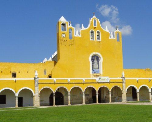 Tour a Izamal desde Mérida, Cancún o Playa del Carmen