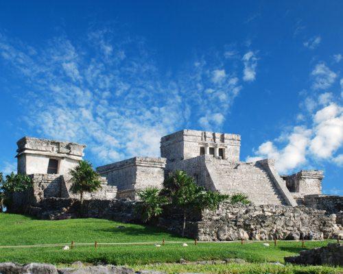 El Gran Castillo Maya de Tulum