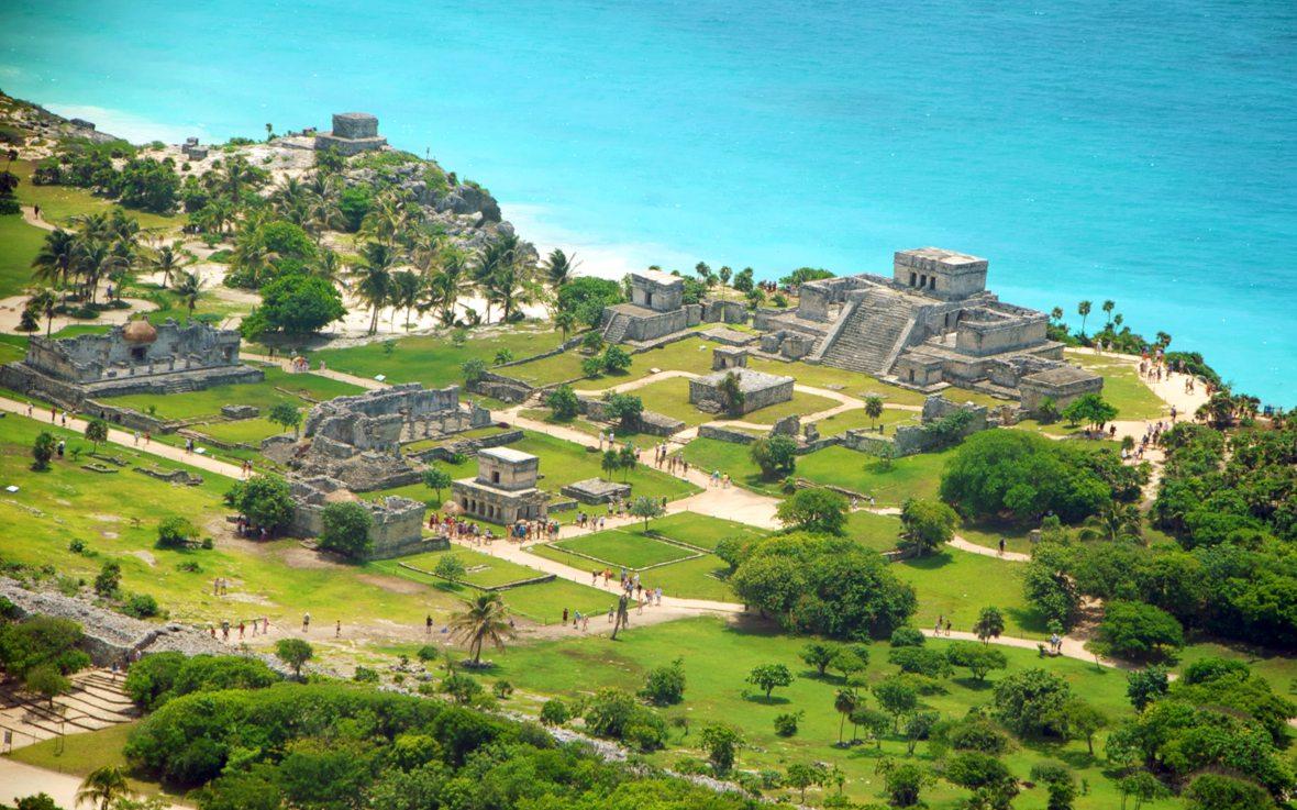 Ruinas Mayas de Tulum, Quintana Roo